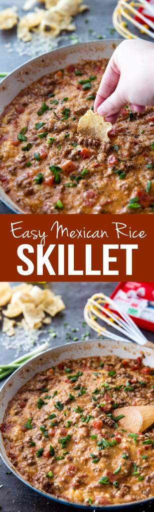 Mexican-Rice-Skillet