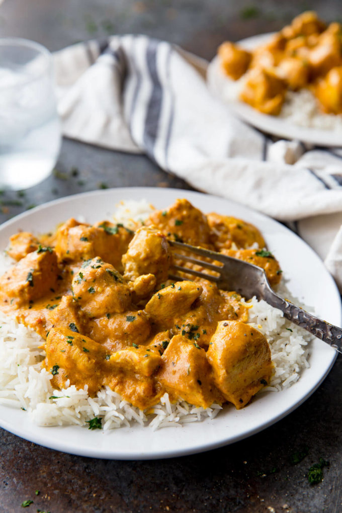 How to make butter chicken sauce go further