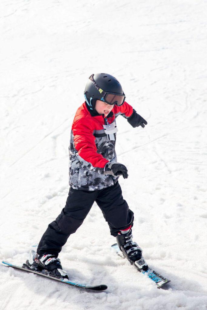 Skiing Park City Utah