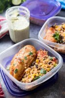 Chicken meal prep bowls