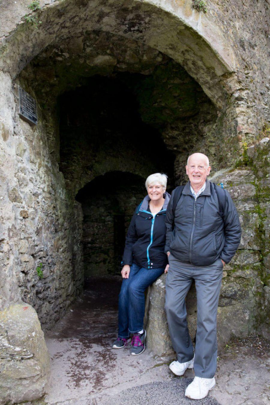 Blarney Castle dungeon