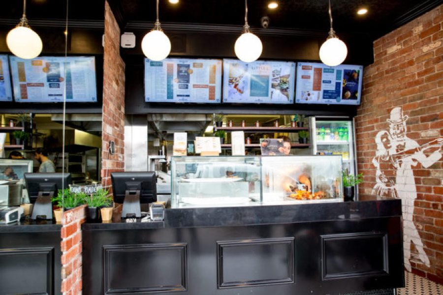Sydney Dining Guide: Little L Chicken burgers