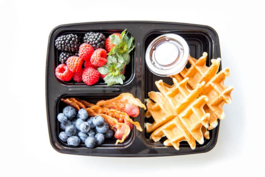 Breakfast boxes ideas, fun ways to prepare breakfast ahead of time.