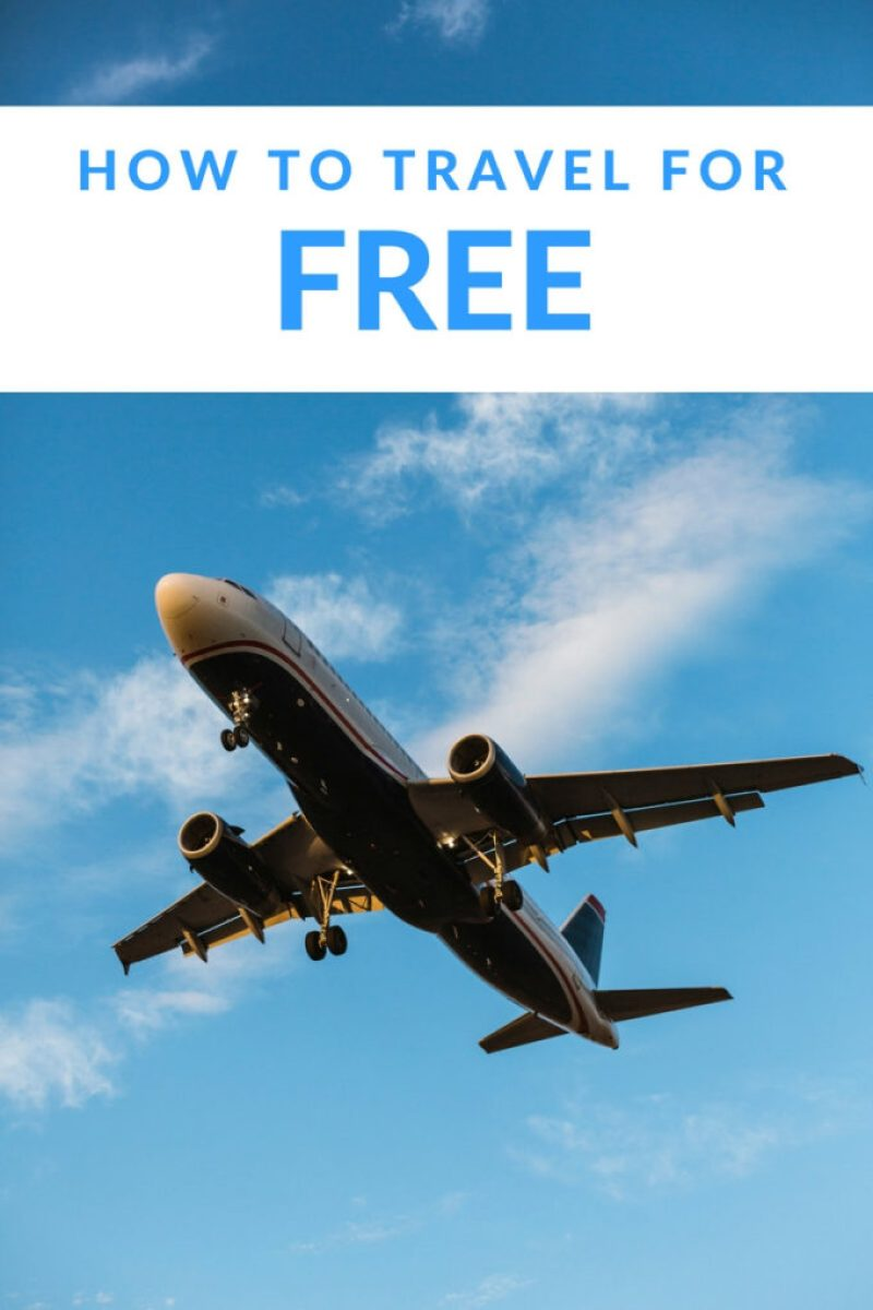 Travel free: How to Travel for FREE using credit card points