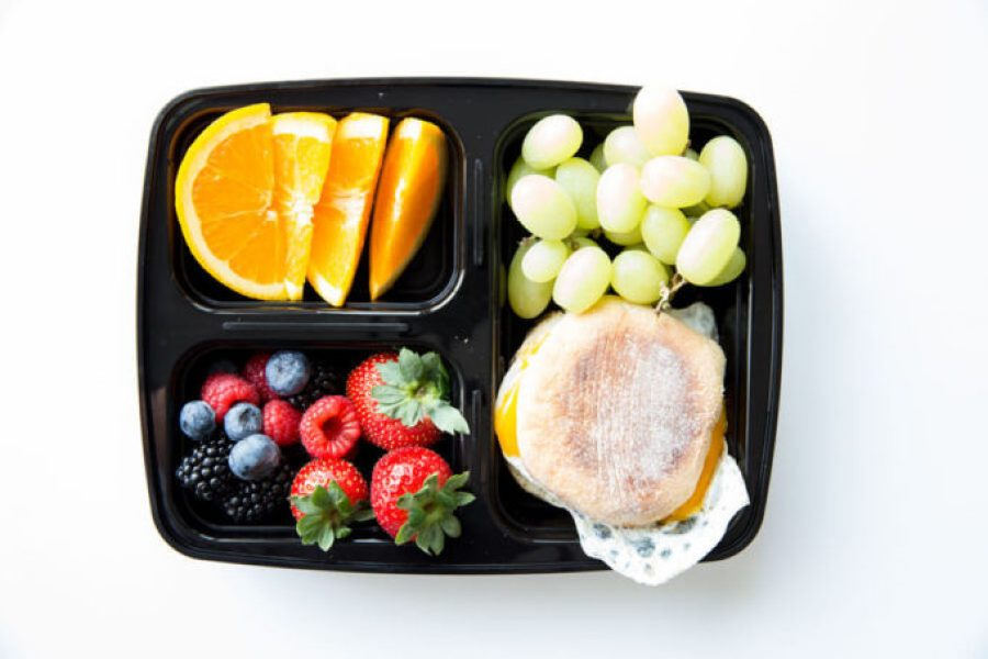 Breakfast box ideas, fun ways to prepare breakfast ahead of time.