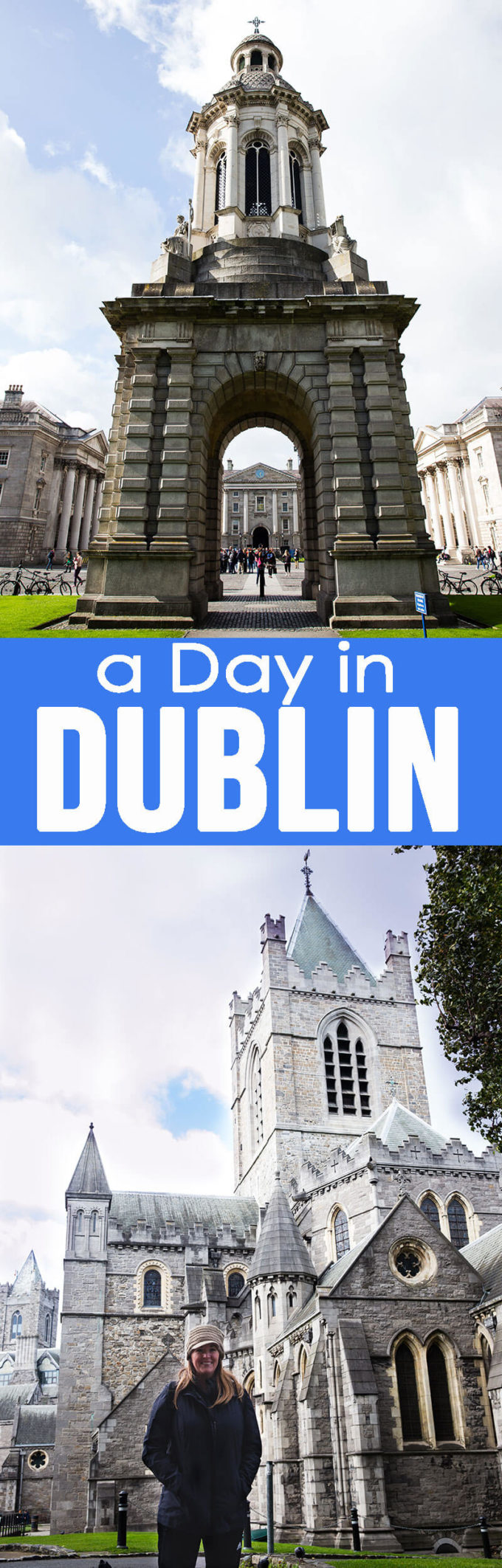 A day in Dublin, how to spend 24 hours enjoying this Irish city.