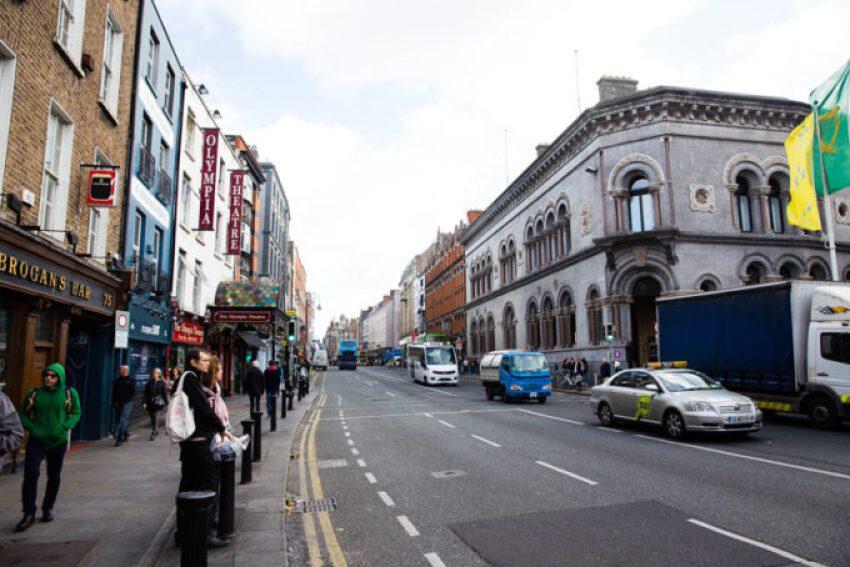 Spending a day in Dublin