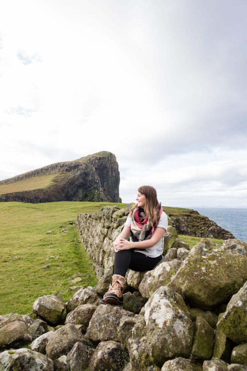 Visiting Isle of Skye, Scotland