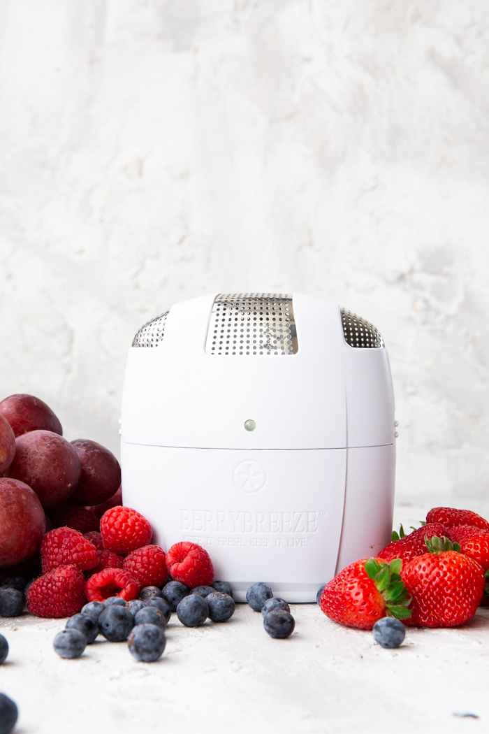 Reducing food waste with this device called Fridge Fresh