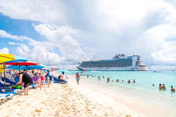 Caribbean cruise with Princess Cruises