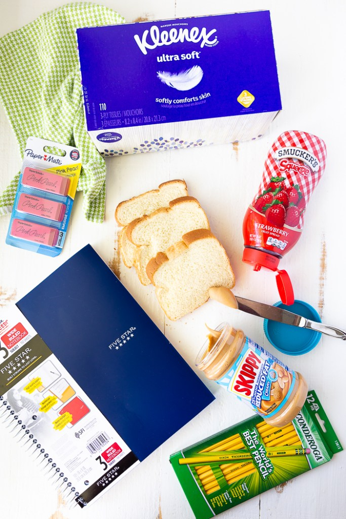 Back to school bundle from Ibotta