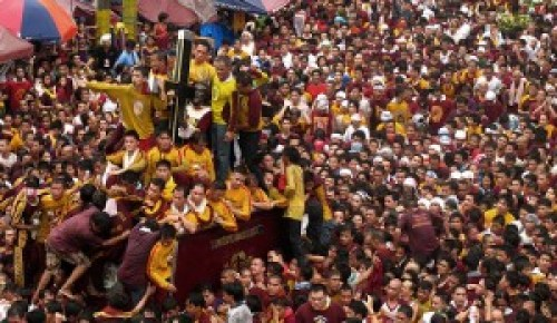 Feast of the Black Nazarene 2011