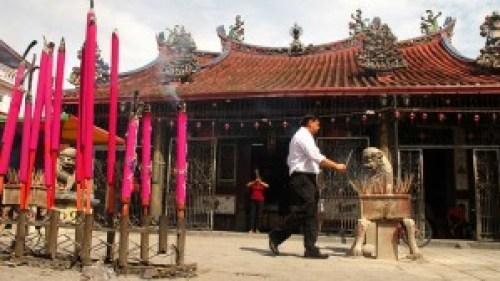 Kuan Yin Teng Temple