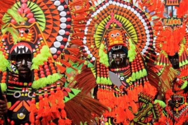 Ati-Atihan Festival 2012
