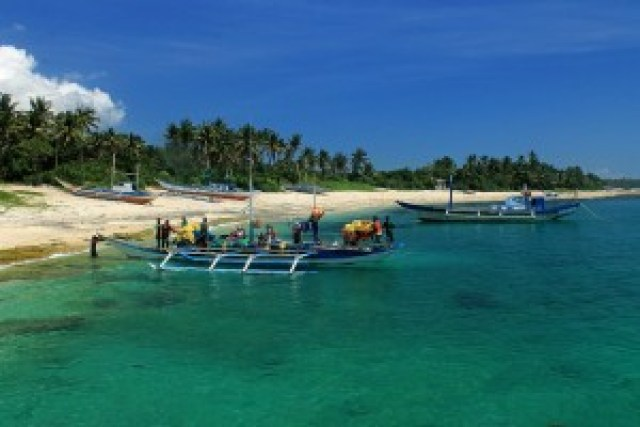 Centro Beach, Calayan Island
