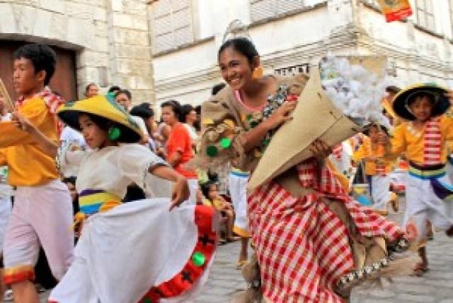 Binatbatan Street Dancing