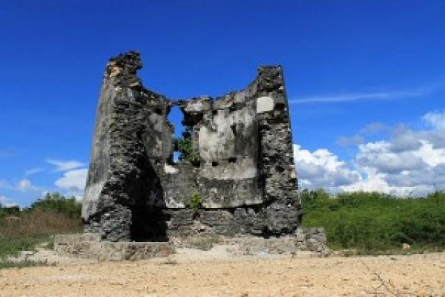 Spanish Watchtower Ruins