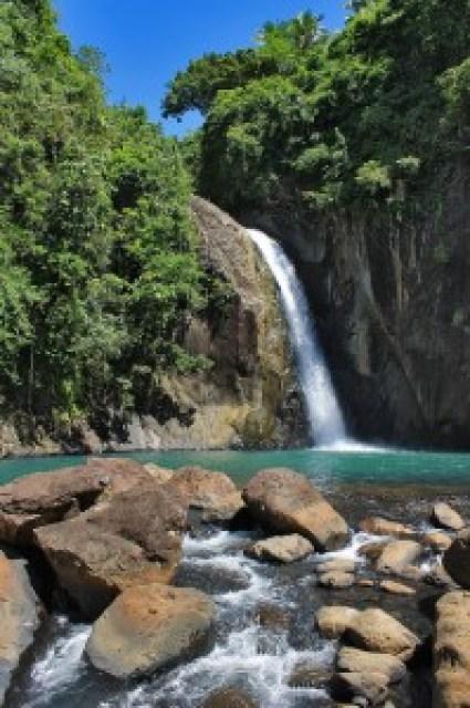 Tinago Falls, Caibiran