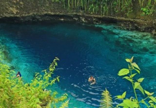 Enchanted River, Hinatuan, Surigao del Sur