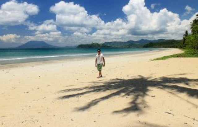Alimanguan Beach (South), San Vicente, Palawan