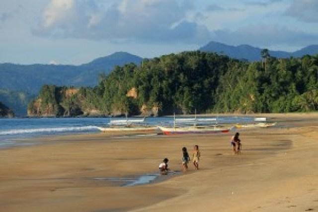 Inarayan Beach, San Vicente