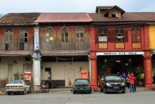 Gopeng Shophouses