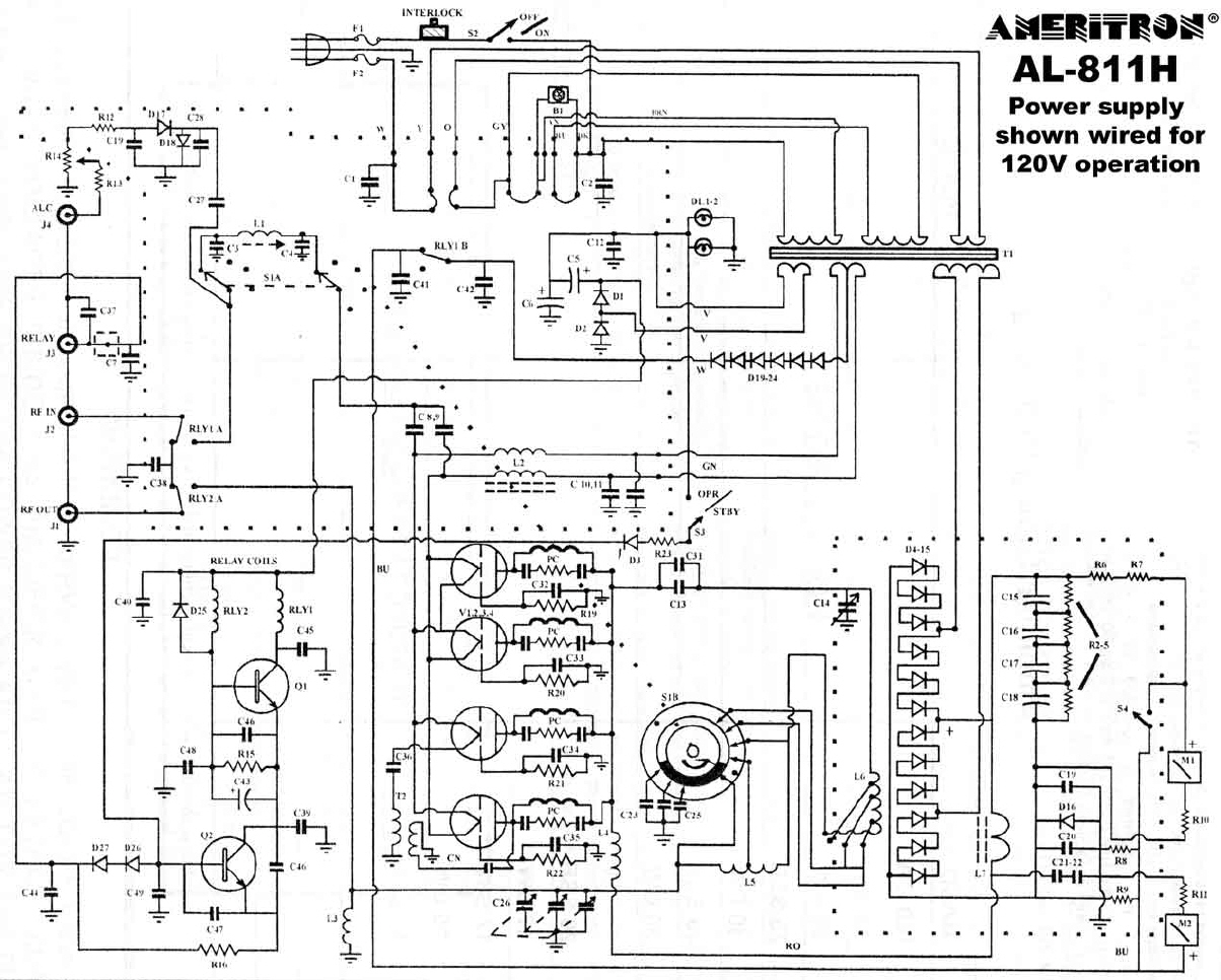 Ameritron Al 811 Manual