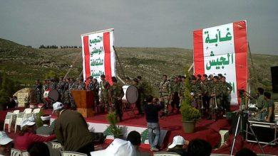 صورة تشجير غابة الجيش في عِبّا بمشاركة برجاوية