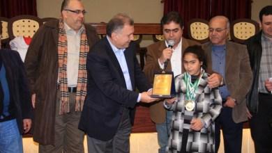 صورة ترّو يرعى افتتاح بطولة برجا للمدارس في كرة الطاولة