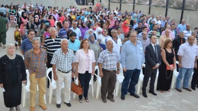 صورة بلدية برجا تكرم طلابها الناجحين في الامتحانات الرسمية