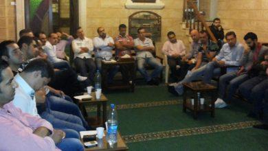صورة رئيس بلدية برجا : يدنا ممدودة والبلديّة ليست غائبة