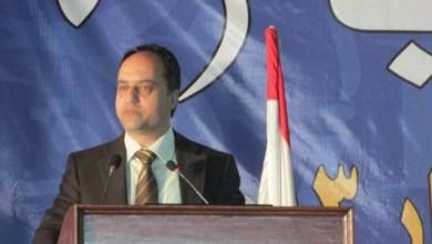 صورة عماد سيف الدين مديراً لجامعة الجنان