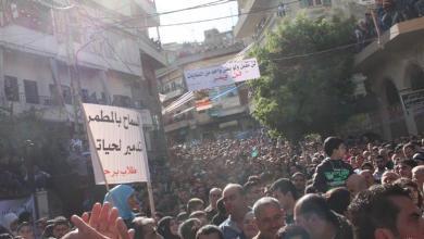 صورة الوزير المشنوق : الناس تنفخ على اللبن لأن الحليب كاويها