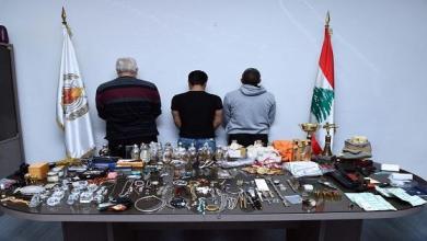 صورة العصابة الأخطر في السرقة والإجرام في قبضة الأمن