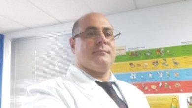 صورة البروفسور مصطفى السيد رئيس قسم الأبحاث الطبية في مركز Biomed كندا