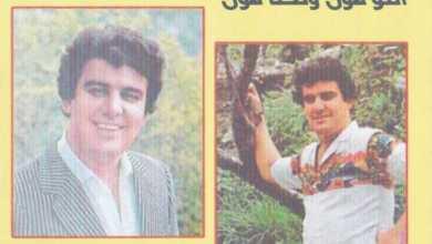 صورة الفن الشعبي في لبنان يودع خليل الحلاق