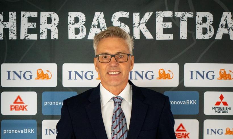 προπονητής της Εθνικής μπάσκετ Γερμανίας