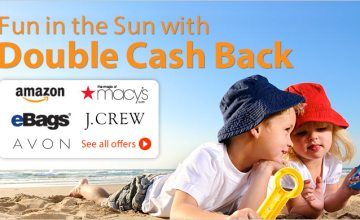 Celebrate the Arrival of Warmer Weather with Double Cash Back!