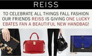 Win a Reiss Handbag!