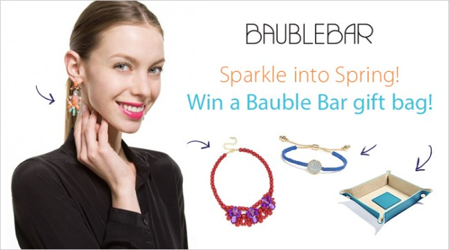 Bauble Bar giveaway