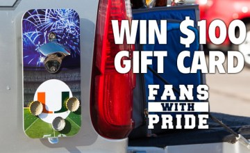 Win $100 Gift Card from Fans With Pride