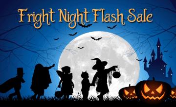 One Day Halloween Sale!