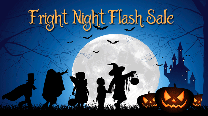 fight-night halloween sale