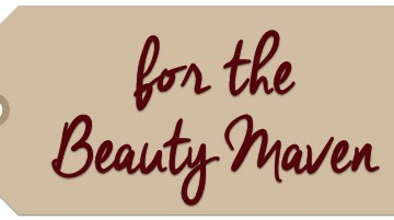 Holiday Gift Guide for Beauty Mavens