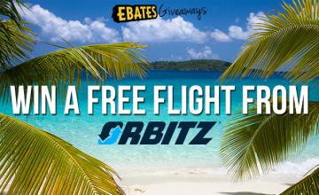 Win a Free Flight from Orbitz