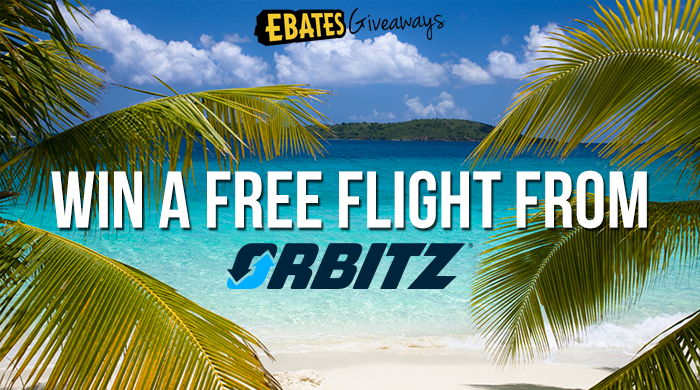 Win a Free Flight from Orbitz