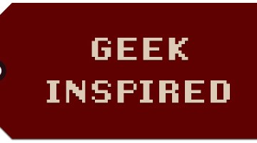 Holiday Gift Guide Geek-Inspired