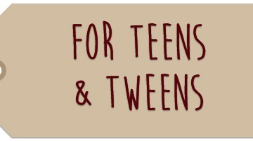 Holiday Gift Guide For Teens & Tweens