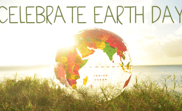 Celebrating Earth Day with Ebates!