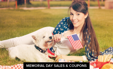 Memorial Day Sales & Coupons